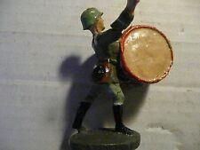 Elastolin Musiker mit Trommel