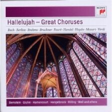 Schoenberg choeur/Concentus Musicus/HARNONCOURT-Hallelujah-grands anges CD NEUF