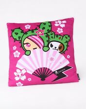 "NEW Officially Licensed Tokidoki Sandy Cushion Pillow 13"" TK17121 US Seller"