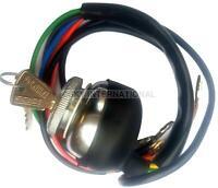 New Lambretta Gp Li Sx Tv 12V Ignition Switch 2 Keys Ac
