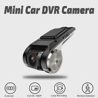 Mini Car DVR Camera HD ADAS LDWS Recorder Dash Cam For Android Multimedia  ❤