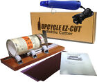 Glass Bottle Cutter (Deluxe) Kit, Upcycle EZ-Cut: Beer & Wine Bottle Cutting