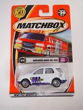 MATCHBOX 2001 #29 MERCEDES-BENZ ML 430