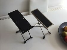 More details for guitar foot stools x 2