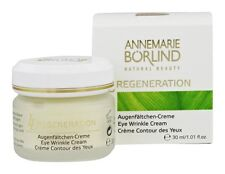 Annemarie Borlind Natural Beauty LL Regeneration Eye Wrinkle Cream,1.01 oz.