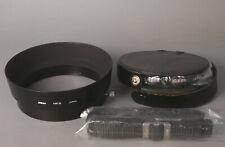 Nikon HK-5 Gegenlichtblende Streulicht Hood 4 50-300 4,5 UV-Filter 95 Riemen TOP