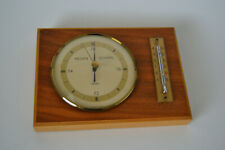 DDR Fischer Wetterstation Barometer Thermometer