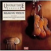 Unforgettable Classics - Relaxing Violin, Various Artists, Very Good