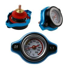 Temperature Gauge with Utility Safe 1.1 Bar Thermo Radiator Cap Tank Cover
