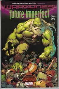 FUTURE IMPERFECT TP TPB $17.99srp Secret Wars Warzones Maestro Hulk Greg LandNM