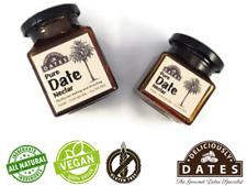 Date Syrup Nectar Natural Sweetener VEGAN GLUTEN FREE 100% pure Free P&P
