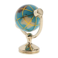 Puppenhaus Miniaturmöbel Im Maßstab 1:12 World Earth Globe Light Blue
