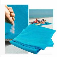 RenGard Beach Mat Sand Proof Waterproof Sand-Free Blanket Rug Picnic 59 x 78 in