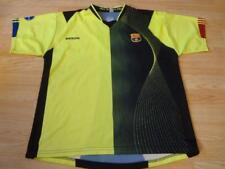 Men's F.C.B. Barcelona Xl Soccer Futbol Jersey (Flourescent Yellow/Green) Jersey