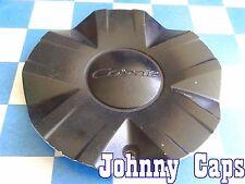 COBALT Wheels [41] PAINTED BLACK Center Caps # STW-188-1 Custom Wheel Cap (1)