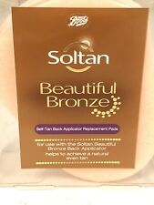 Soltan Beautiful Bronze Self-Tan Replacement Pads