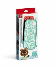 Nintendo Switch Animal Crossing Carrying Case & Screen Protector IN STOCK NOW