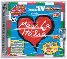 MAGIKA ITALIA  TV SPOT EIFFEL 65 FABI FIBRA MONDO MARCIO - 2  CD F.C. SIGILLATO!
