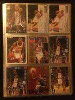 Grant Hill Collector Cards (255)