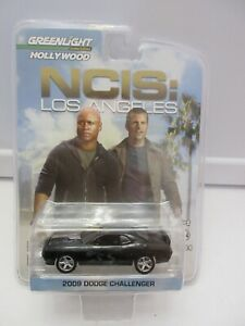 Greenlight Hollywood NCIS Los Angeles 2009 Dodge Challenger