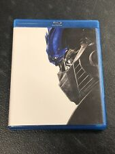 Transformers Two Disc Special Edition Pre-owned Bluray Disc