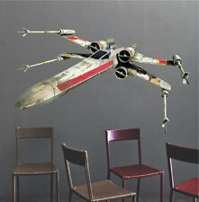 X Wing Star Wars Wall Decal Star Wars Ships Wall Graphic Stickers Decals, b15