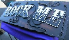 3D SIGN ART indoor LOGO for your BUSINESS STORE office CUSTOM MADE - INFO ONLY