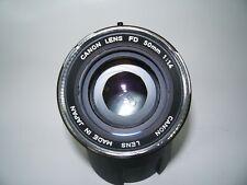 CANON FD 50mm 1.4 CHROME NOSE EXCELLENT PLUS
