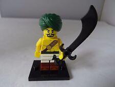 Entièrement neuf dans sa boîte lego M 1 nifigure Series 16 Desert Warrior (Pkt ouvert pour déterminer la figure)