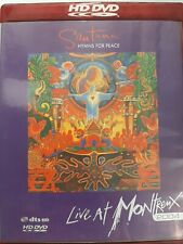 Santana: Hymns for Peace HD-DVD 2007 Live at Montreux 2004 Jazz Festival used