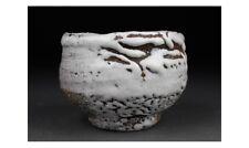 Chawan ceramica Giapponese HAGI WARE DEISHI SHIBUYA  pottery  oni-hagi tea bowl