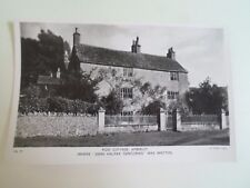 Vintage Real Photo Postcard ROSE COTTAGE, AMBERLEY (HL11) A Tuck Card  §A175