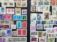 60 Briefstücke Europa ! Fundgrube ! Lot gestempelt