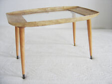 Rare ALDO TURA Modernist COFFEE | OCCASIONAL TABLE Mid Century Modern Italy 1952