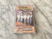 Cardenales De Nuevo Leon Los Boleros Cassette Tape SEALED! Orig. 1999 Disa NEW!