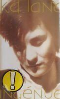 K D Lang-Ingenue Cassette.1992 Sire WX 465C.Constant Craving/Miss Chatelaine+