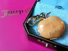 JUICY COUTURE VINTAGE You're a PEACH CHARM EXTREMELY RARE and HTF!!!