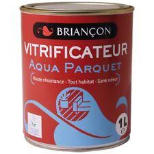 Briançon Vpaquachc Vitrificateur Aqua parquet Chêne Ciré
