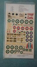 E.s.c.i Yak 9u 1950, Vought F4u-5n 1953 & A-26c Invader u.s.s.a.f Corea. 1:72