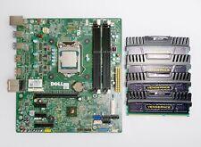 BUNDLE Intel Core i7-4790K + 32GB DDR3 RAM (4x8GB) + Fan + XPS 8700 Motherboard