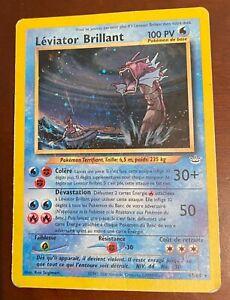 Léviator Brillant - Carte Pokémon - 65/64 Neo Révélation Rare Holo Fr.