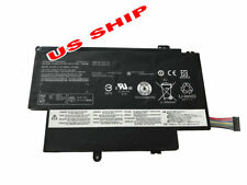 "Genuine 45N1704 Battery for Lenovo Thinkpad 12.5"" S1 Yoga 20cds00800 20cd00700"
