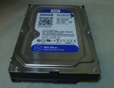 "500 Gb Western Digital WD 5000AAKX -00 Erma 0 DCM:HE0CR3WM3 3.5"" SATA Disco Duro"