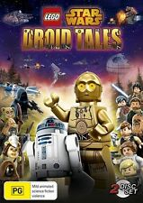 LEGO Star Wars - Droid Tales : NEW DVD