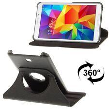Custodia Clip/Borsa bag a Samsung Galaxy Tab 4 7.0 LTE / SM-T235 - 360° Nero