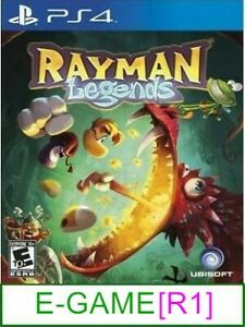 PS4 Rayman Legends [R1] ★Brand New & Sealed★