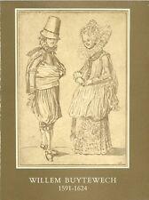 WILLEM BUYTEWECH 1591 - 1624 beau livre peinture