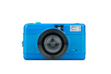 Lomography Fisheye One All Blue 35mm Point & Shoot Camera # 986 Fish Eye Lomo