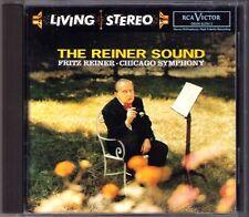 The pur Sound Rachmaninov Liszt Ravel WEBER RCA LIVING STEREO Fritz danse macabre