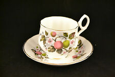 Vintage ROYAL IMPERIAL English Bone China Cup & Saucer          ND1864